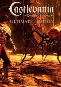 Обложка Castlevania: Lords of Shadow — Ultimate Edition