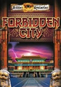 Обложка Hidden Mysteries: The Forbidden City