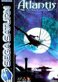 Обложка Atlantis: The Lost Tales