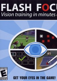 Обложка Flash Focus: Vision Training in Minutes a Day