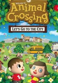Animal Crossing: Let's Go to the City – фото обложки игры