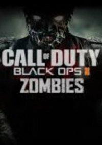 Обложка Call of Duty Black Ops II - Zombies