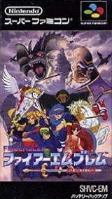 Fire Emblem: Monshō no Nazo – фото обложки игры