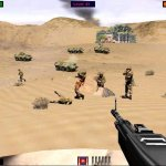 Скриншот Beach Head Desert War – Изображение 1