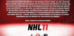 NHL 11. Видео #1