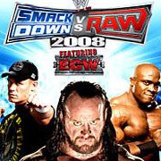 Обложка SmackDown vs RAW 2008