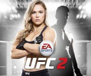 Ронда Раузи проиграла Холли Хольм из-за проклятья EA Sports UFC?