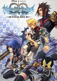 Обложка Kingdom Hearts: Birth by Sleep Final Mix