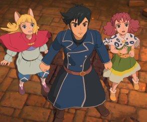 Анонсирована Ni No Kuni 2 от Level 5 и студии Ghibli