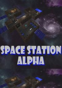 Обложка Space Station Alpha