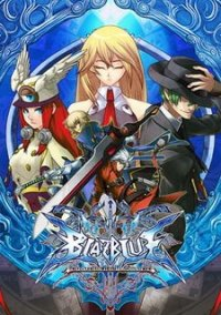 Обложка BlazBlue: Continuum Shift
