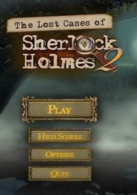Обложка The Lost Cases of Sherlock Holmes 2