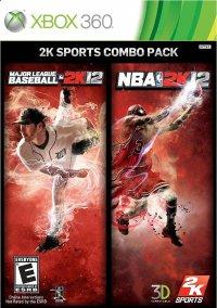 Обложка 2K Sports Combo Pack: MLB 2K12/NBA 2K12