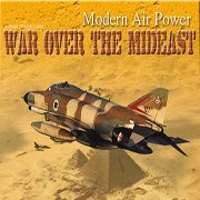 Обложка MODERN AIRPOWER: War Over the MidEast