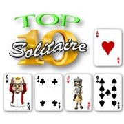 Обложка Top Ten Solitaire