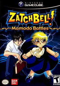 Обложка Zatch Bell: Mamodo Battles