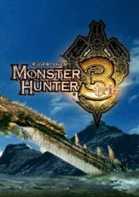 Обложка Monster Hunter 3