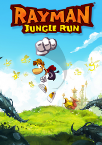 Обложка Rayman Jungle Run