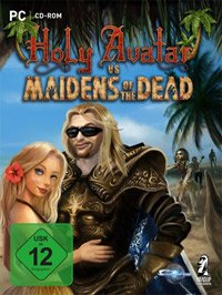 Обложка Holy Avatar vs. Maidens of the Dead