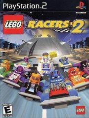 Обложка LEGO Racers 2