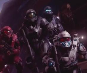 Первый геймплей одиночной кампании Halo 5 и новый мультиплеерный режим