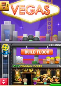 Обложка Tiny Tower Vegas