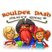 Обложка Boulder Dash-Pirate's Quest