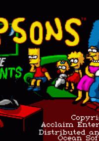 The Simpsons: Bart Simpson vs. the Space Mutants – фото обложки игры