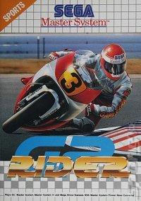 Обложка GP Rider