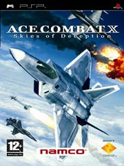 Обложка Ace Combat X: Skies of Deception