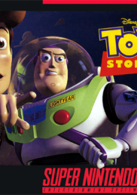 Обложка Disney's Toy Story