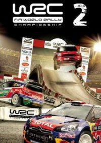 Обложка WRC 2