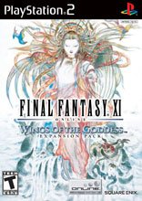 Обложка Final Fantasy 11: Wings of the Goddess