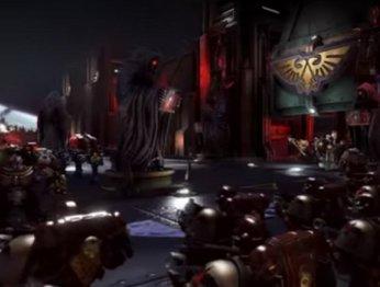 Warhammer 40.000: Dawn of War III. Сюжетный трейлер