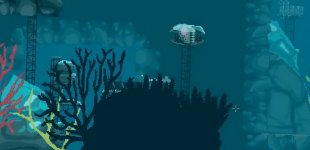 The Aquatic Adventure of the Last Human. Геймплейный трейлер