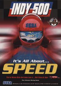 Обложка Indy 500