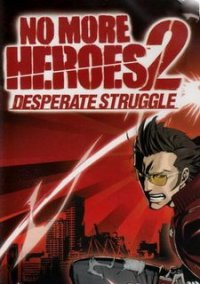 Обложка No More Heroes 2: Desperate Struggle