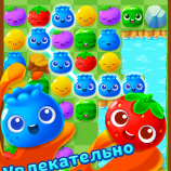 Скриншот Fruit Splash Mania