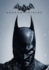 Обложка Batman: Arkham Origins