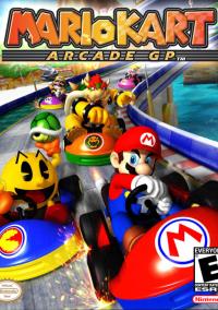 Обложка Mario Kart Arcade GP