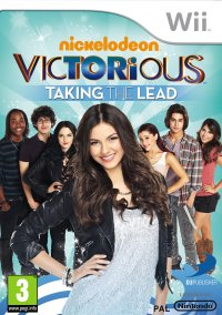 Обложка Victorious: Taking the Lead
