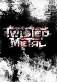 Обложка Twisted Metal (2012)