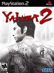 Обложка Ryu ga Gotoku 2
