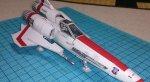 Своими руками: бумага, клей, терпение — готов космический корабль - Изображение 10