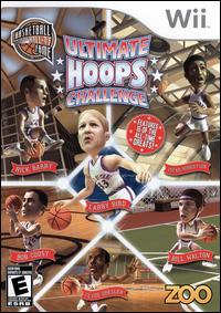 Обложка Basketball Hall-of-Fame: Ultimate Hoops Challenge