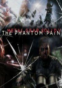 Обложка Metal Gear Solid 5: The Phantom Pain