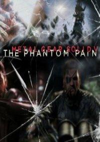 Metal Gear Solid 5: The Phantom Pain – фото обложки игры