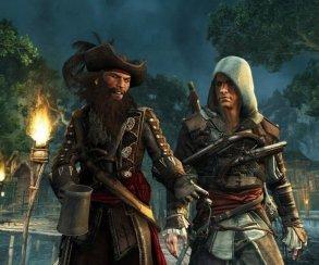 Мультиплеер Assassin's Creed 4 обогатят тремя персонажами