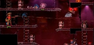 SteamWorld Heist. Релизный трейлер версии 3DS