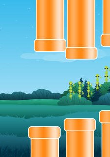 Flying Saucer Pro: A Tiny UFO's Flappy Adventure in Gravity